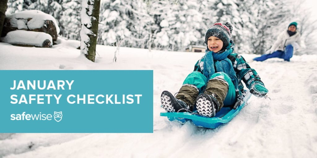 January Safety Checklist