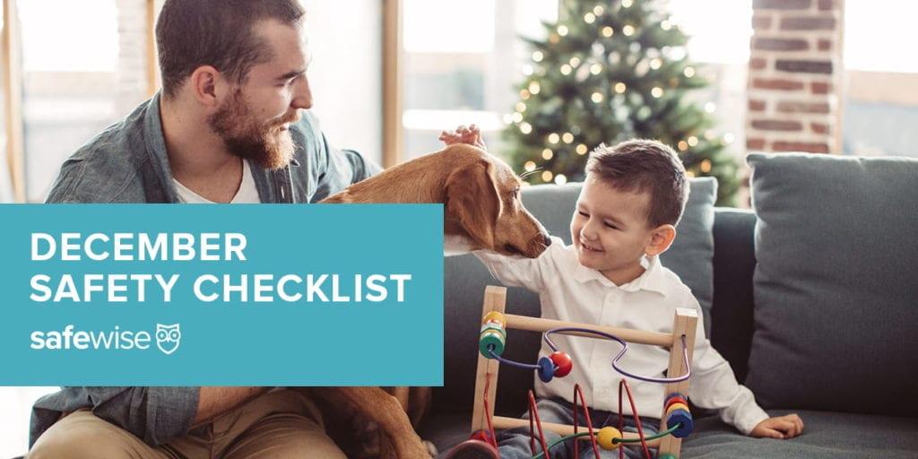 December Safety Checklist