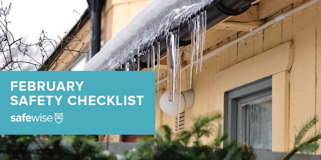 february safety checklist