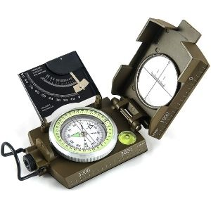 Eyeskey Multifunctional Compass