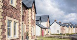 Neighbourhood homes in the United Kingdom
