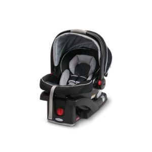 Car seat for traveling