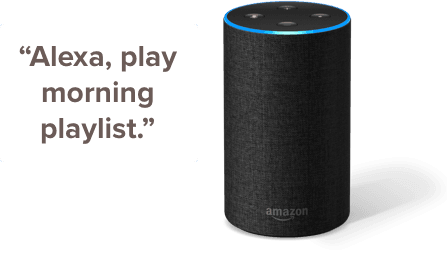 Alexa smart device