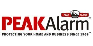 Peak Alarm Logo