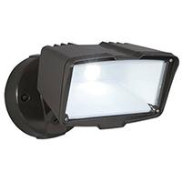 black all-pro LED floodlight