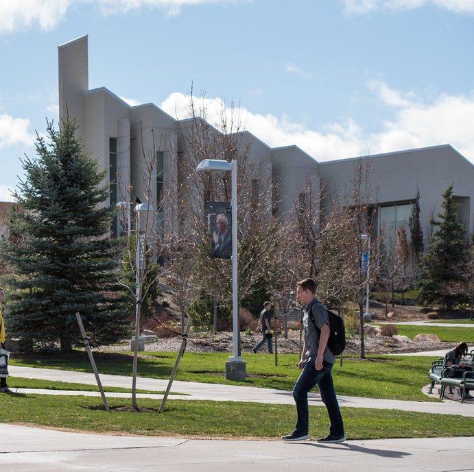 BYU Idaho Campus