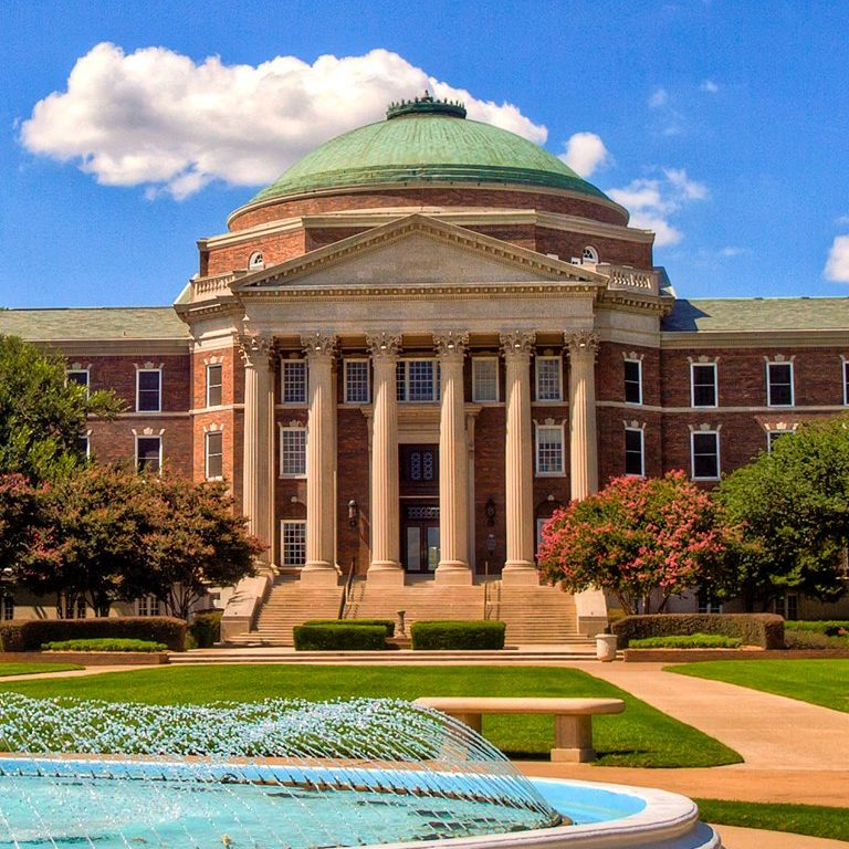 Southern Methodist University Campus