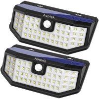 Aootek motion sensor lights