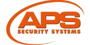 APS security systems logo