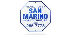 San Marino Security logo