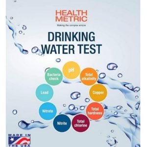 Drinking water test