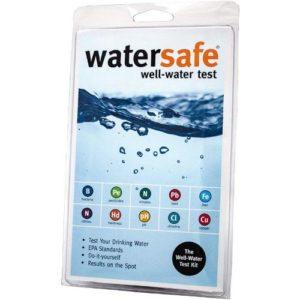 WaterSafe Well Water Test