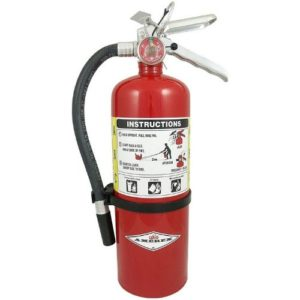 Amerex B402 fire extinguisher