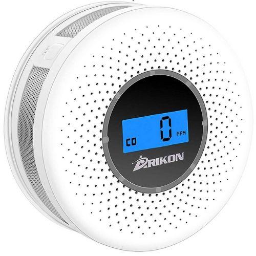 Arikon Smoke and carbon monoxide detector