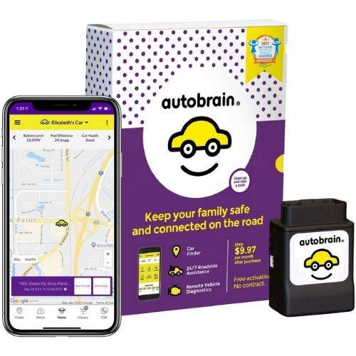 Autobrain GPS tracker product image