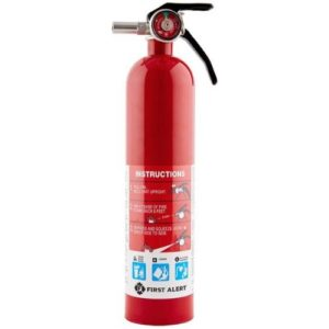 First Alert Standard Home Fire Extinguisher