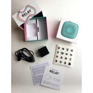 Content of Relay kids gps box