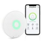 Airthings Wave Plus Indoor Air Quality Monitor with Radon Detection