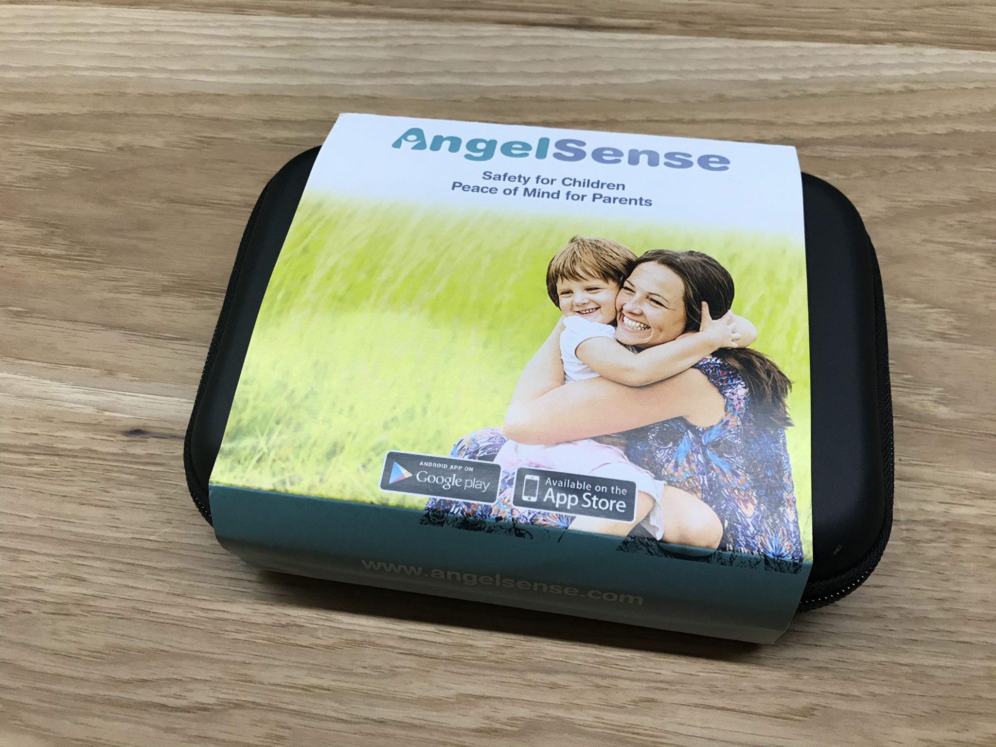 angel sense device in packaging