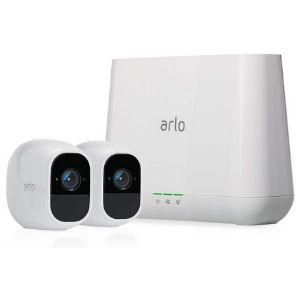 arlo two-camera system