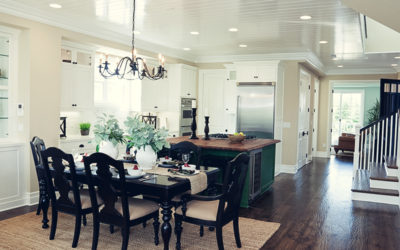 Dining room and kitchen radon detectors featured image