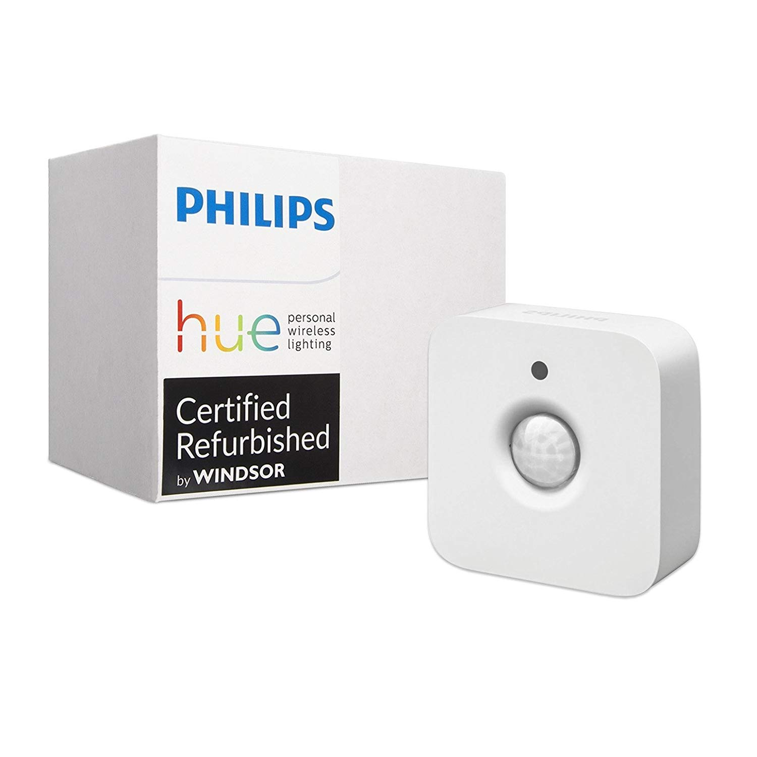 philips hue motion sensor and box
