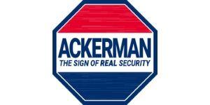 Ackerman Security logo Atlanta GA