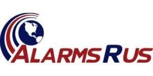 Alarms R Us logo