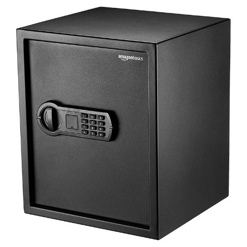AmazonBasics safe