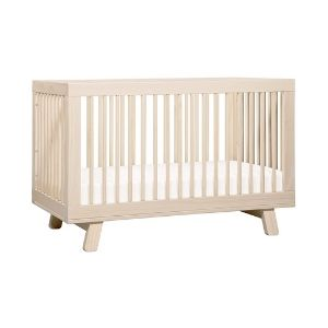Babyletto Hudson 3-in-1 Convertible Crib-natural