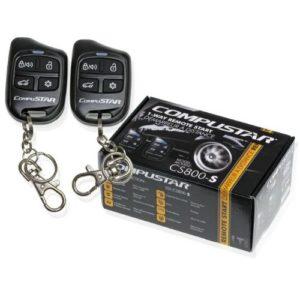 Compustar car remote image
