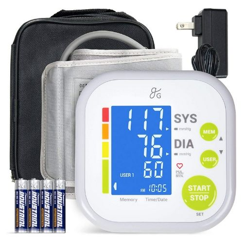 Greater Goods BP Monitor