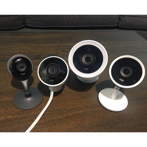 Nest Family of cameras