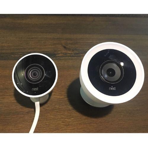 Nest Outdoor cameras