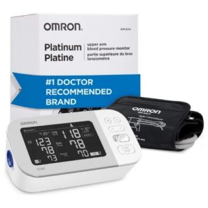 Omron Platinum Blood Pressure Monitor