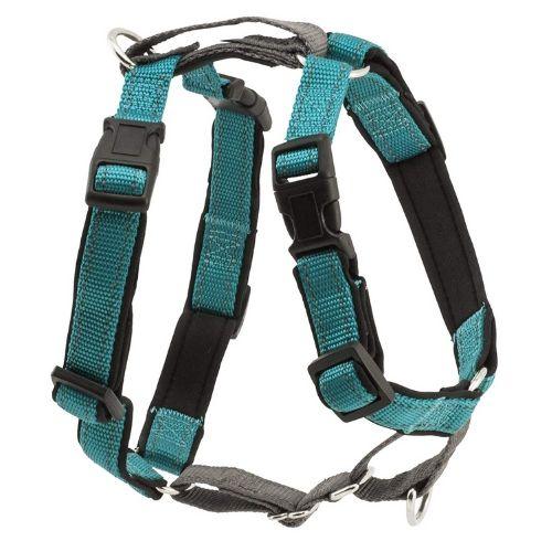 teal PetSafe pet harness