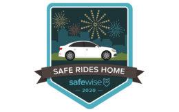 safewise for safe rides badge