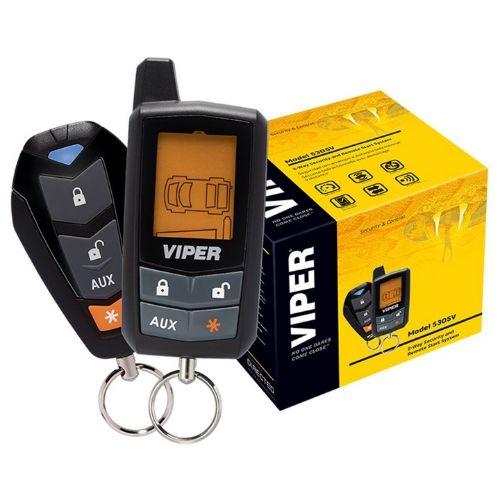 Viper car remote