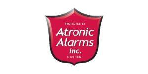 Atronic Alarms Logo