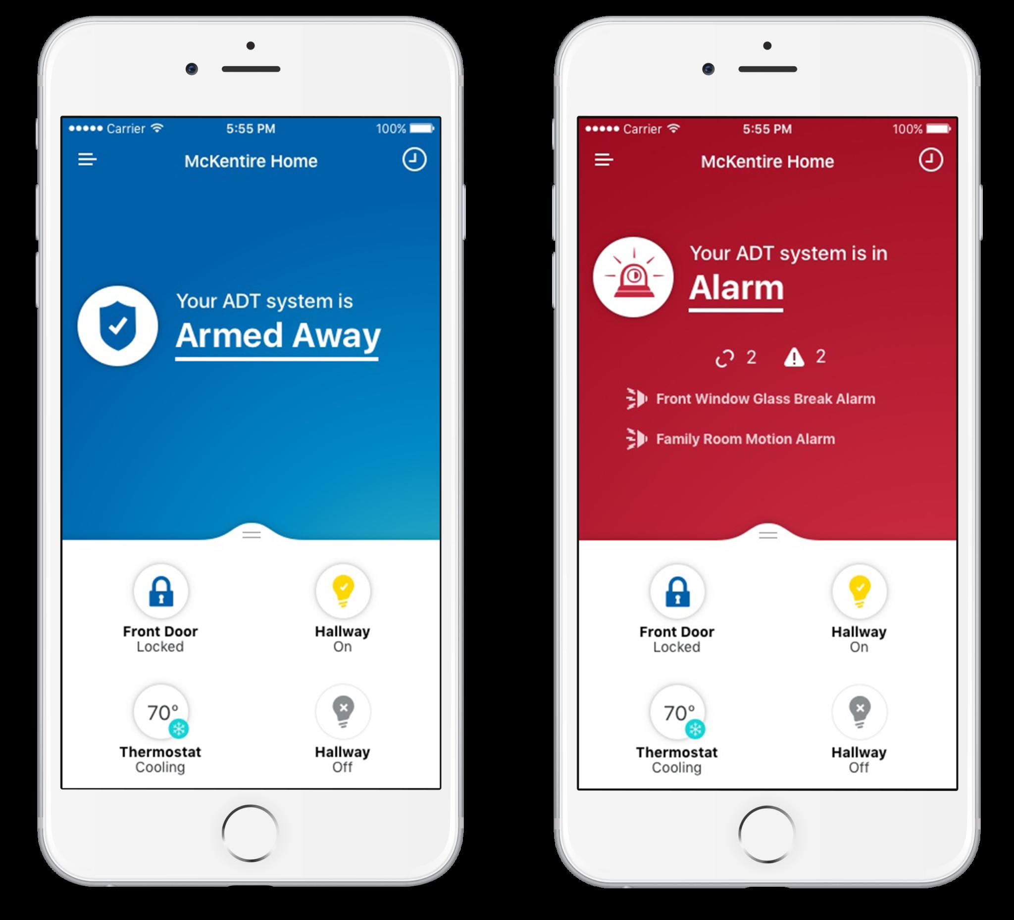 ADT Control App 2