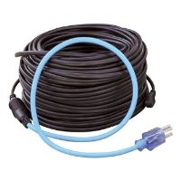 Prime Wire & Cable Roof & Gutter De-icing Kit Roof Heating Cable