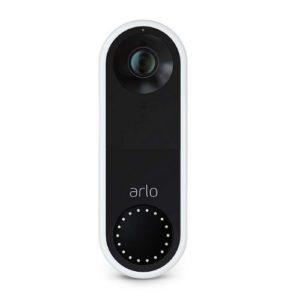 Arlo video doorbell camera