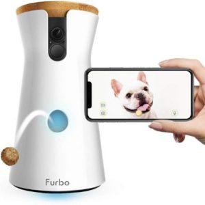 furbo dog camera app on phone