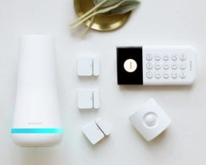 Simplisafe essentials products