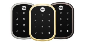 Yale Lock Finishes