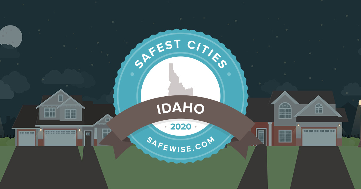Idaho S 10 Safest Cities Of 2020 Safewise
