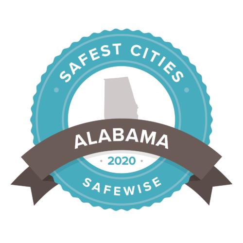 The 20 Safest Cities in Alabama