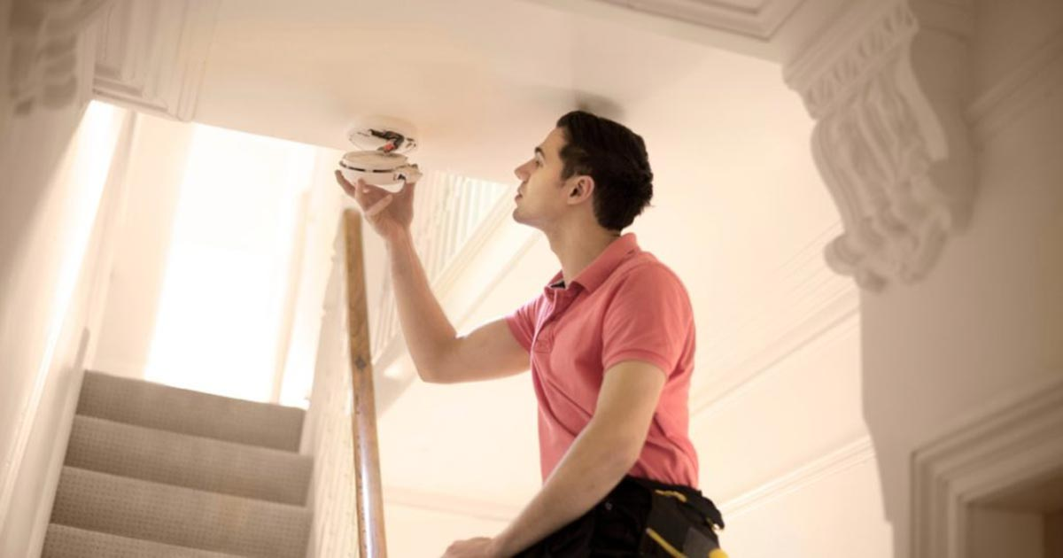 A Guide To Smoke Detector Installation And Maintenance Safewise