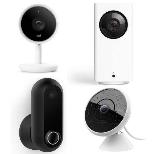 Indoor cameras