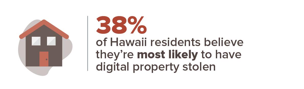 Hawaii crime stats infographics